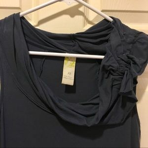 Anthropologie Tops - Anthropologie C. Kerr blue tank top, size XS